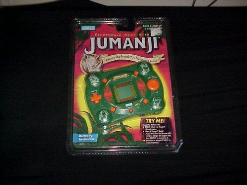 Jumanji Electronic Hand-Held Game,