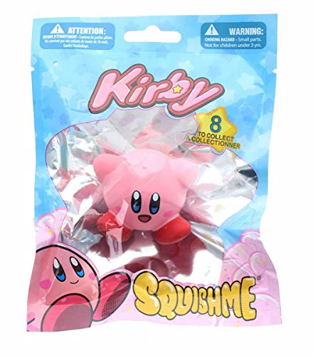 Kirby SquishMe - Series 1 - http://coolthings.us