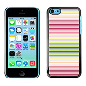 ZECASE Funda Carcasa Tapa Case Cover Para Apple iPhone 5C No.0000082