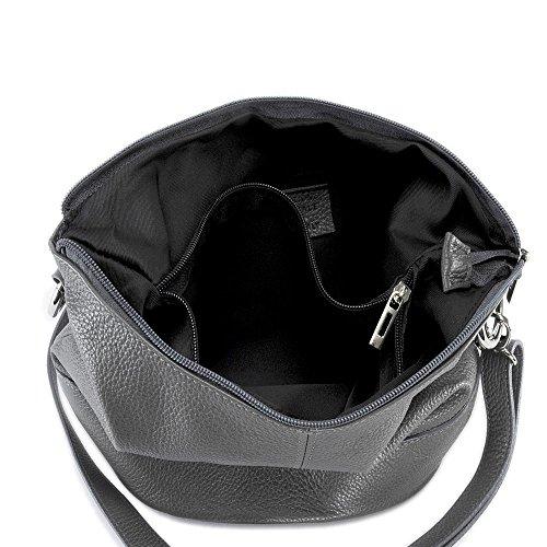 Bolso Gris Bag Mujer Diseño My Piel Oscuro Beaubourg 2018 Bandolera De Oh Para wqIT5P88
