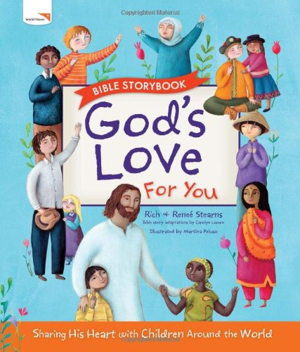Stearns Handles - God's Love For You Bible Storybook