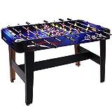 48'' Indoor Arcade Game Foosball Table