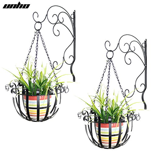 Wall Baskets For Flowers - 9