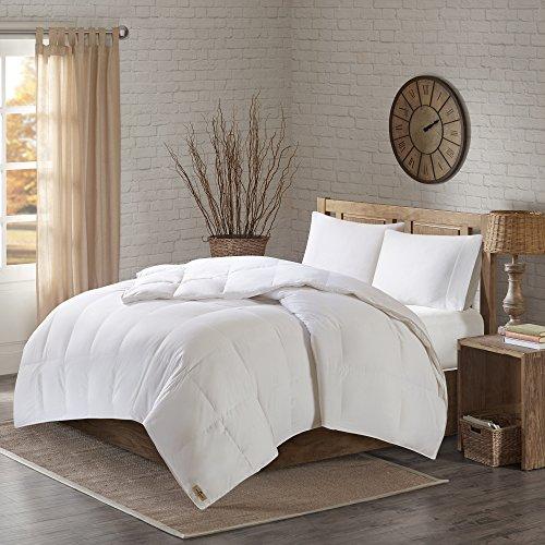 300TC Down 600 Fill Power Oversized Comforter White King