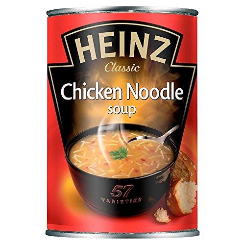 Heinz Classic Chicken Noodle Soup (400g) - Pack of - Chicken Heinz