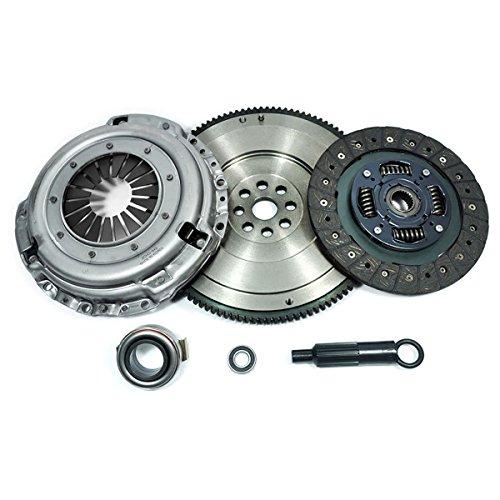 - PPC HD CLUTCH KIT+FLYWHEEL for 98-99 NISSAN FRONTIER 96-97 PICKUP 2.4L 2WD 4WD