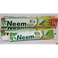Neem Active Toothpaste 125 Gm by Neem Active