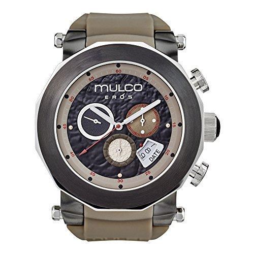 Mulco Eros MW3-14027-225 Black (Eros Mens Watch)