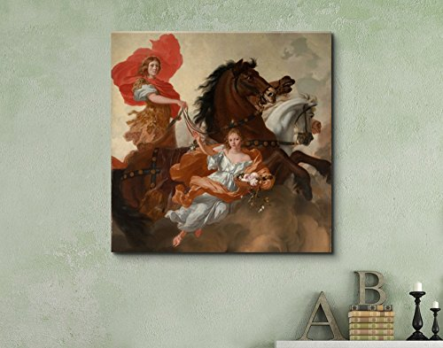 Apollo and Aurora by Gerard de Lairesse Print Famous Painting Reproduction