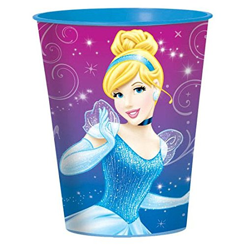 Cinderella 16-Oz Favor Cup (Each)