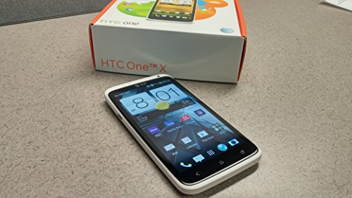 HTC One X 16GB Unlocked GSM 4G LTE Android Cell Phone w/ Beats Audio - White