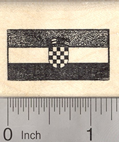 Arms Rubber Stamp - 1