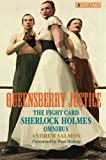 img - for Queensberry Justice: The Fight Card Sherlock Holmes Omnibus (Volume 4) book / textbook / text book