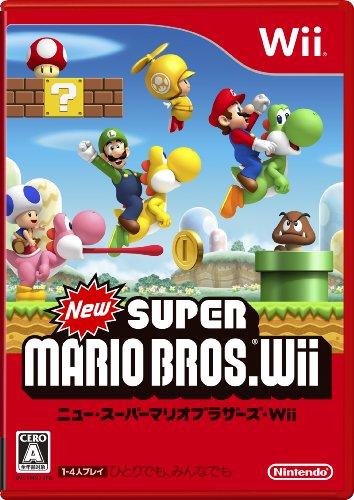 NewスーパーマリオブラザーズWiiの商品画像
