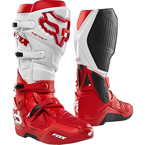 Price comparison product image Fox Racing 2019 Instinct Boots (10) (RED)