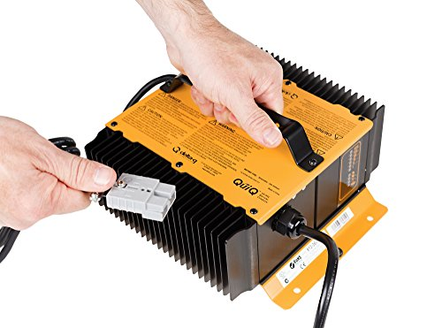 Board Inlet Charger (Delta-Q QuiQ Off-Board 36V Battery Charger 913-3600)