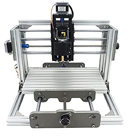 Diy Cnc Router Kit 24x17cm Mini Milling Machine Usb Desktop Engraving Carving Machine For Wood And Metal