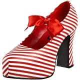 Funtasma by Pleaser Women's Candycane-48 Platform Mary Jane