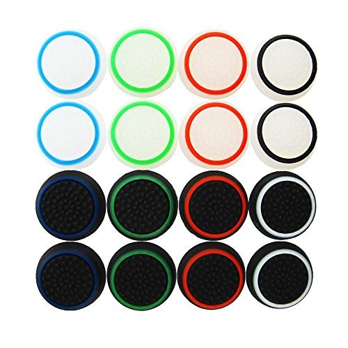 yueton Pack Thumb Thumbstick Noctilucent Controller