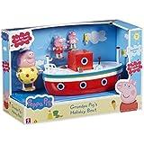 Peppa Pig Grampa Pig's Holiday Boat