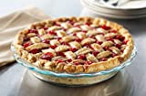 Pyrex Easy Grab Glass Pie Plate