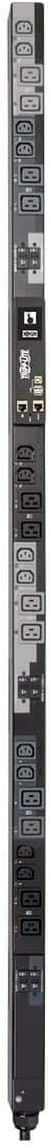 Tripp Lite PDU3XEVSR6G32A 22.2kW 3-Phase Switched PDU Outlet Monitoring IEC 309 32A Red 12 C13 /& 12 C19 Outlets Power Distribution Unit 0U TAA