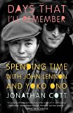 Days That I'll Remember, Jonathan Cott, 0307951286