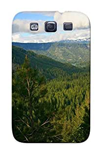 9b99a2a187 Special Design Back Woodland Phone Case Cover For Galaxy S3