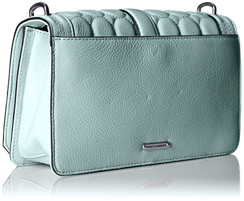 Quilt Body Light Cross Rebecca Circle Mint Bag Minkoff Love qXgwRTt