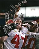 Aj Hawk, Green Bay Packers, Ohio State Buckeye, Signed, Autographed, 8x10, Photo, a Coa with the Proof Photo of Aj Signing Will Be Included