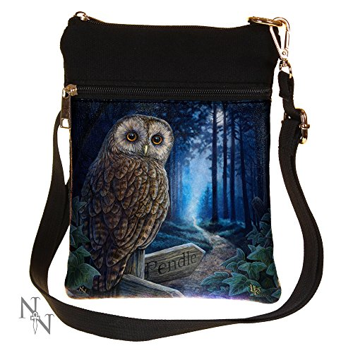 Parker Fantasy Way Owl The The Witch Lisa Bag Shoulder of by UvqwdIn4