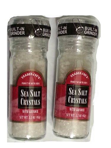 Trader Joes Crystals Grinder Bottles