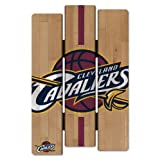 Cleveland Cavaliers Wood Fence Sign