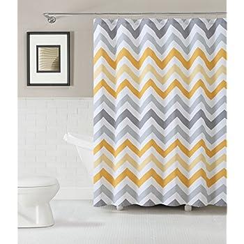 Amazon.com: Intelligent Design ID70-219 Nadia Shower Curtain 72x72 ...