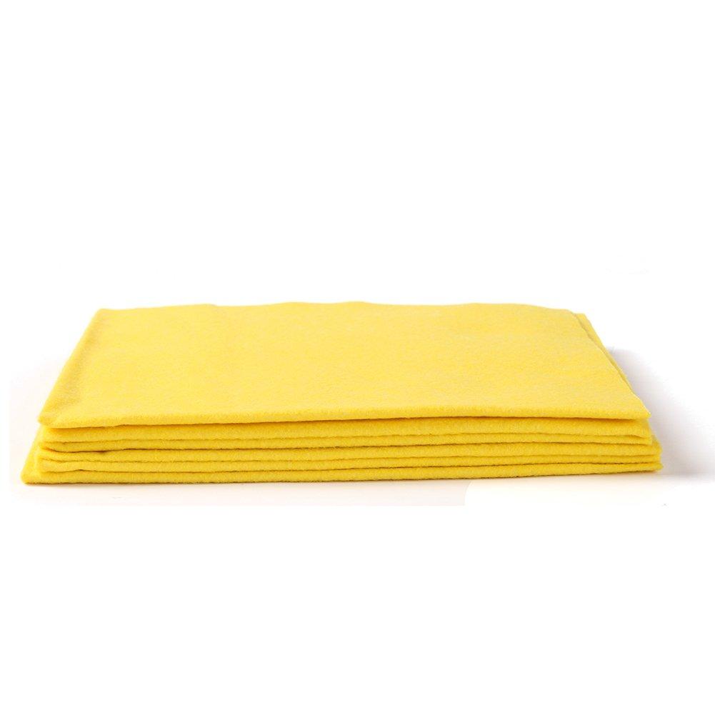 Floor Cleaning Cloth, RUILLSEN Wood Dusting Cloths 6 Packs by RUILLSEN (Image #6)