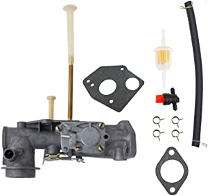 CQYD New Carburetor 397135 with Gasket Fit for 5 HP L head engine Series 135200 130200 133200