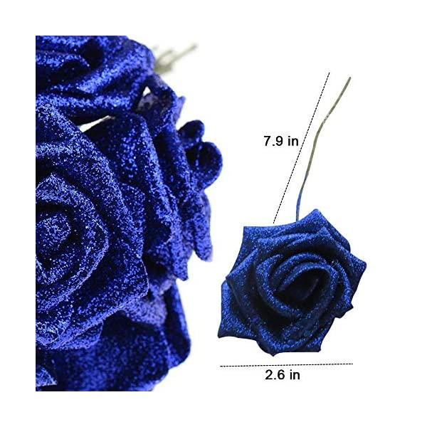 Lmeison-Artificial-Flower-Rose-50pcs-Real-Looking-Artificial-Roses-wStem-for-Bridal-Wedding-Bouquets-Centerpieces-Baby-Shower-DIY-Party-Home-Dcor