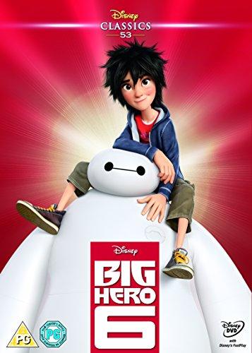 big 6 hero dvd - 3