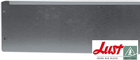SET 10m Rasenkantenband Metall Flexibel H = 20cm Beeteinfassung Rasenkanten