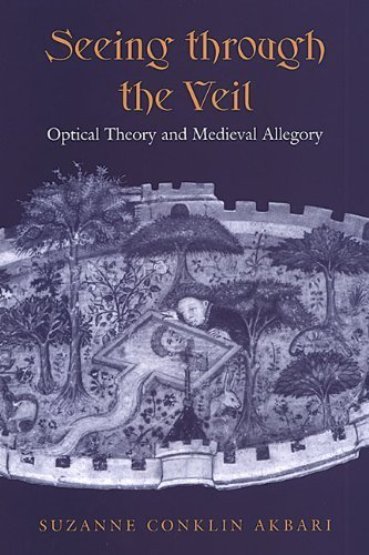 Seeing Through the Veil: Optical Theory and Medieval Allegory by Suzanne Conklin Akbari - Stores Toronto Optical