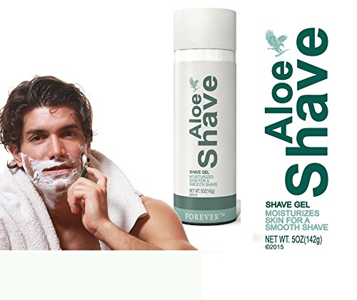 Forever Living Aloe Shave Shaving Foam for Men & Women