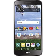 TracFone LG Stylo 3 4G LTE Prepaid Smartphone