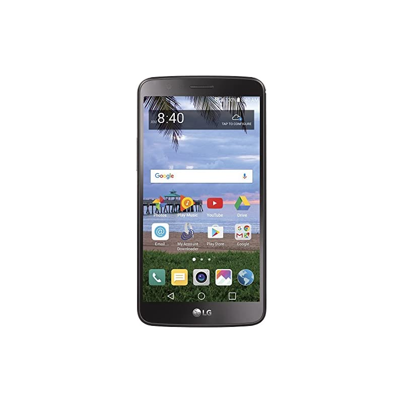 TracFone LG Stylo 3 4G LTE Prepaid Smart