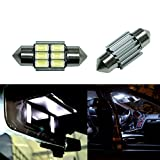 nterior car lights - PA 4x 6-SMD 5730 5630 Chip 31mm(1.25