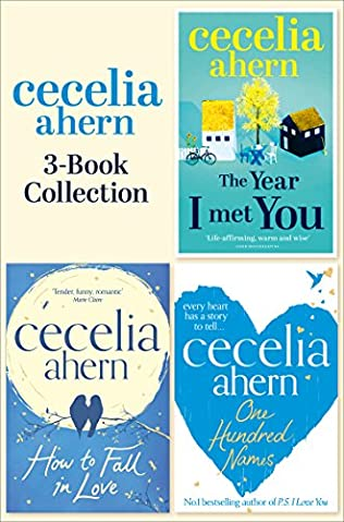 book cover of Cecelia Ahern 3-Book Collection