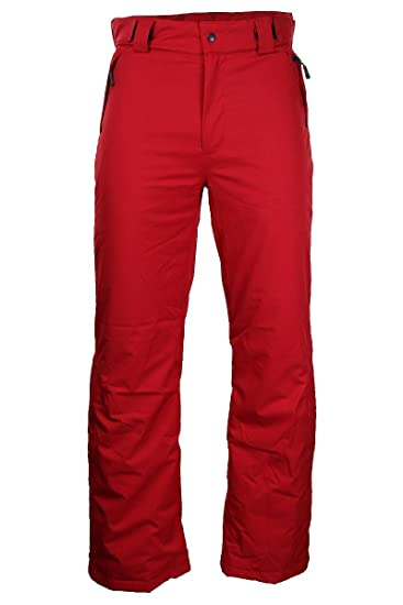 251b5ff8227 Helly Hansen SKI and Snowboard Pant Inter red Men: Amazon.co.uk ...