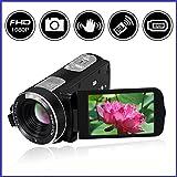 SEREE Camcorder Full HD Video Camera 1080P 24.0 MP Pocket Size Vlogging Camera