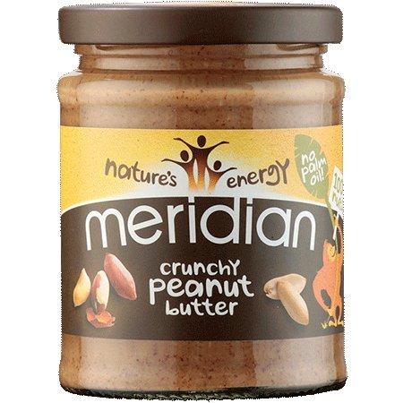 Meridian - Crunchy Peanut Butter No Salt MER8 | 280g