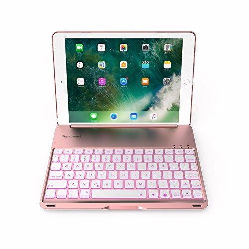 ipad 2 keyboard case red - 8