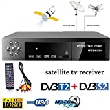 Leoie Smart Digital Satellite TV Receiver